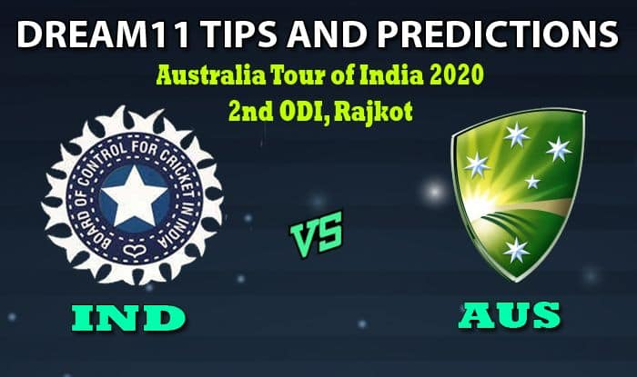 Dream11 Team Update India Vs Australia Todays Playing 11 Ind Vs Aus 2nd Odi India Vs Australia 2020 Prediction Tips Cricket Betting Tips January 17