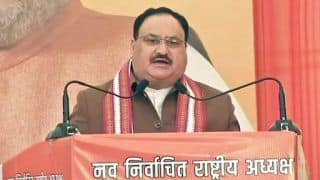 Delhi Assembly Election 2020: JP Nadda Accuses Congress, AAP of Playing Vote Bank Politics on CAA