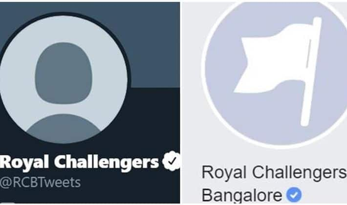 Royal Challengers Bangalore, Twitter, Facebook, Instagram, SunRisers Hyderabad, Cricket News, IPL 13, Indian Premier League 13, Yuzvendra Chahal
