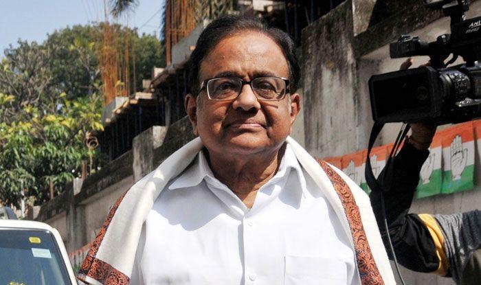 INX Media Money-Laundering Case: ED Files Chargesheet Against Congress Leader P Chidambaram, Son Karti