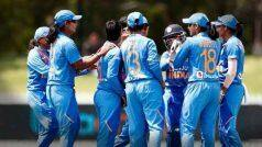 ICC Women's T20 World Cup Warm-Up: Poonam Yadav's 3 Wickets Helps India Pip West Indies By 2 Runs
