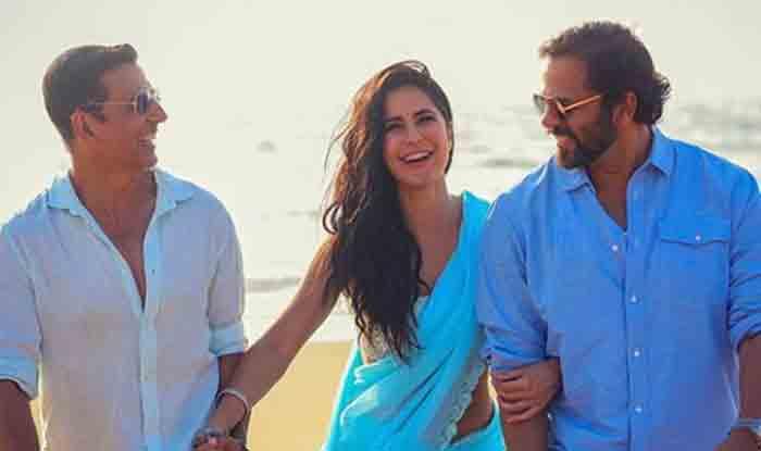 अक्षय कुमार ने शेयर किया 'सूर्यवंशी' के सेट से कैटरीना कैफ का फनी VIDEO, लिखा- स्वच्छभारत की...