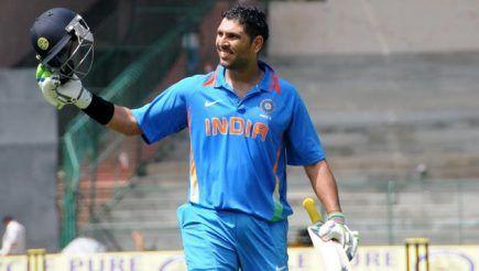 Yuvraj Singh IANS