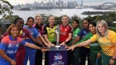 India Women vs Australia Women ICC Women's T20 World Cup 2020 Live Streaming