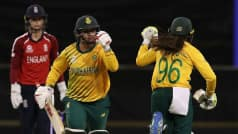 ICC Women's T20 World Cup: Mignon du Preez Stars as South Africa Edge England in a Thriller