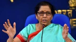 'Govt Wants to Act as Facilitator For Hassle-free Payments of Taxes,' Says Sitharaman