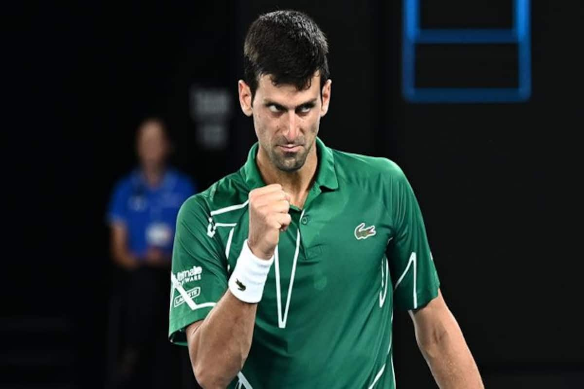 Tennis World No 1 Novak Djokovic And His Wife Test Positive For Covid 19 India Com Sports News