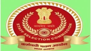 SSC Phase 7 Exam 2019: Result Announced, Check on ssc.nic.in