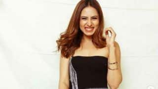 Sargun Mehta's Sizzling Pictures in a Happy Mode Will Leave You Wanting For Some More