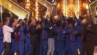 Indian Dance Group V Unbeatable Wins America's Got Talent: The Champions, Creates a Proud History