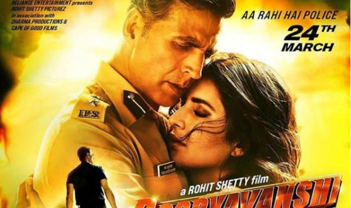 Sooryavanshi Poster