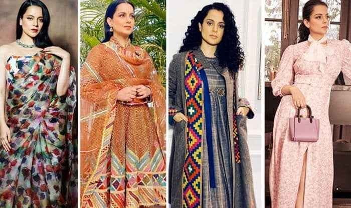 Kangana Ranaut Birthday 20 unseen fashion pics controversy queen trending News today