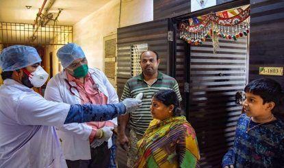 Coronavirus in Maharashtra: Taking 4th Place on Global Charts, Mumbai COVID-19 Cases Rise by 1,437 on Friday