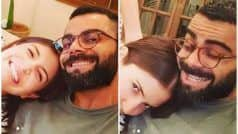 'Our Smiles May be Fake...': Kohli Shares Adorable Picture With Anushka During Lockdown