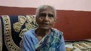 82-Year-Old Woman Donates Rs 1 lakh From Pension Money to MP CM's Relief Fund To Fight Covid-19
