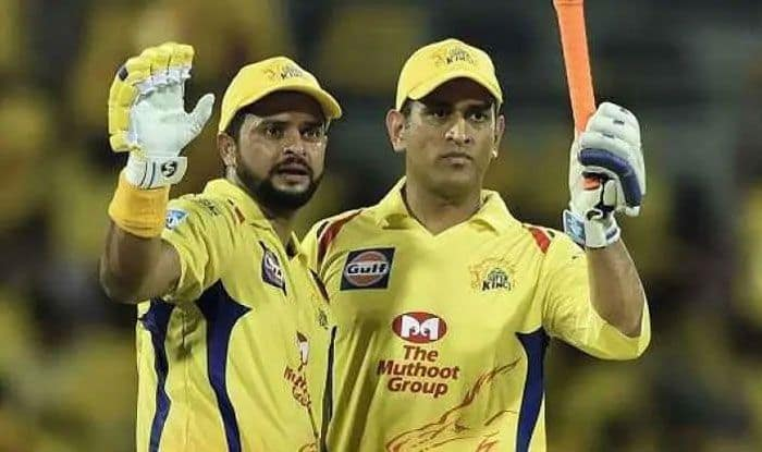 MS Dhoni's Reaction After Suresh Raina Got IPL Contract With CSK is Epic