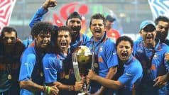 This Day That Year: 2011 World Cup Final - MS Dhoni, Gautam Gambhir Take India to Glory
