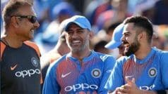 'First Name on Shastri, Kohli, Dhoni's Minds': Nehra Backs CSK Star's Inclusion in India's T20 WC XI
