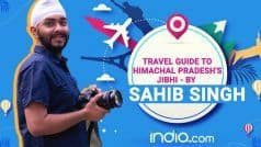Travel Blogger Sahib Singh Sadana Talks About His Favourite Destination – Jibhi