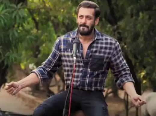 Salman Khan's Latest Song Bhai Bhai Out: A Special Gift For Fans on Auspicious Occasion of Eid