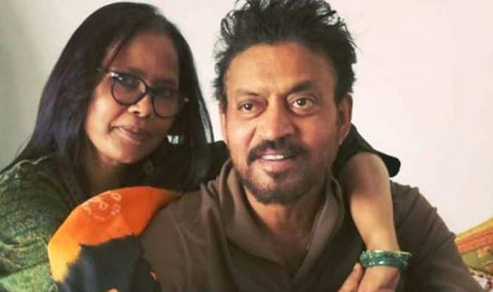Irrfan's Wife Sutapa on Losing Relative Due to COVID-19