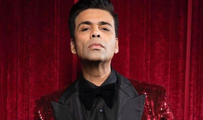 Karan Johar reaction on troller who said he is a favorite wife Fabulous Lives of Bollywood Wives Trending On Twitter