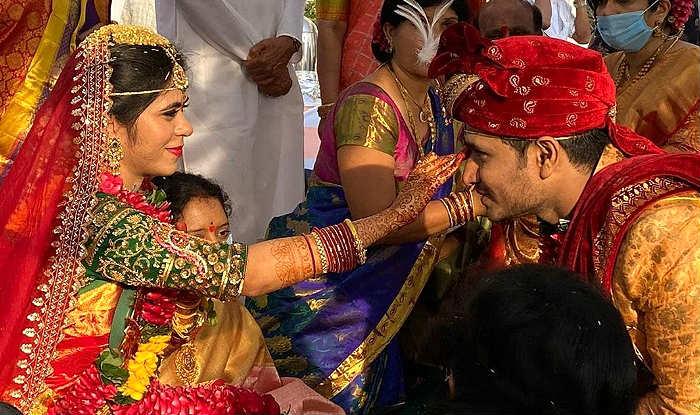 लॉकडाउन के बीच इस एक्टर ने की गर्लफ्रेंड संग शादी, सोशल मीडिया पर फोटोज हुई वायरल
