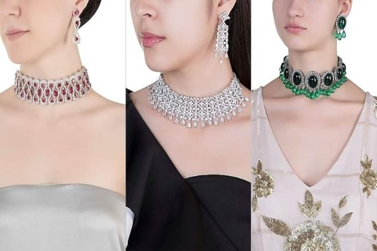 Fashion Tips, Here is How to Style Your Choker Necklace And Look Ethereal