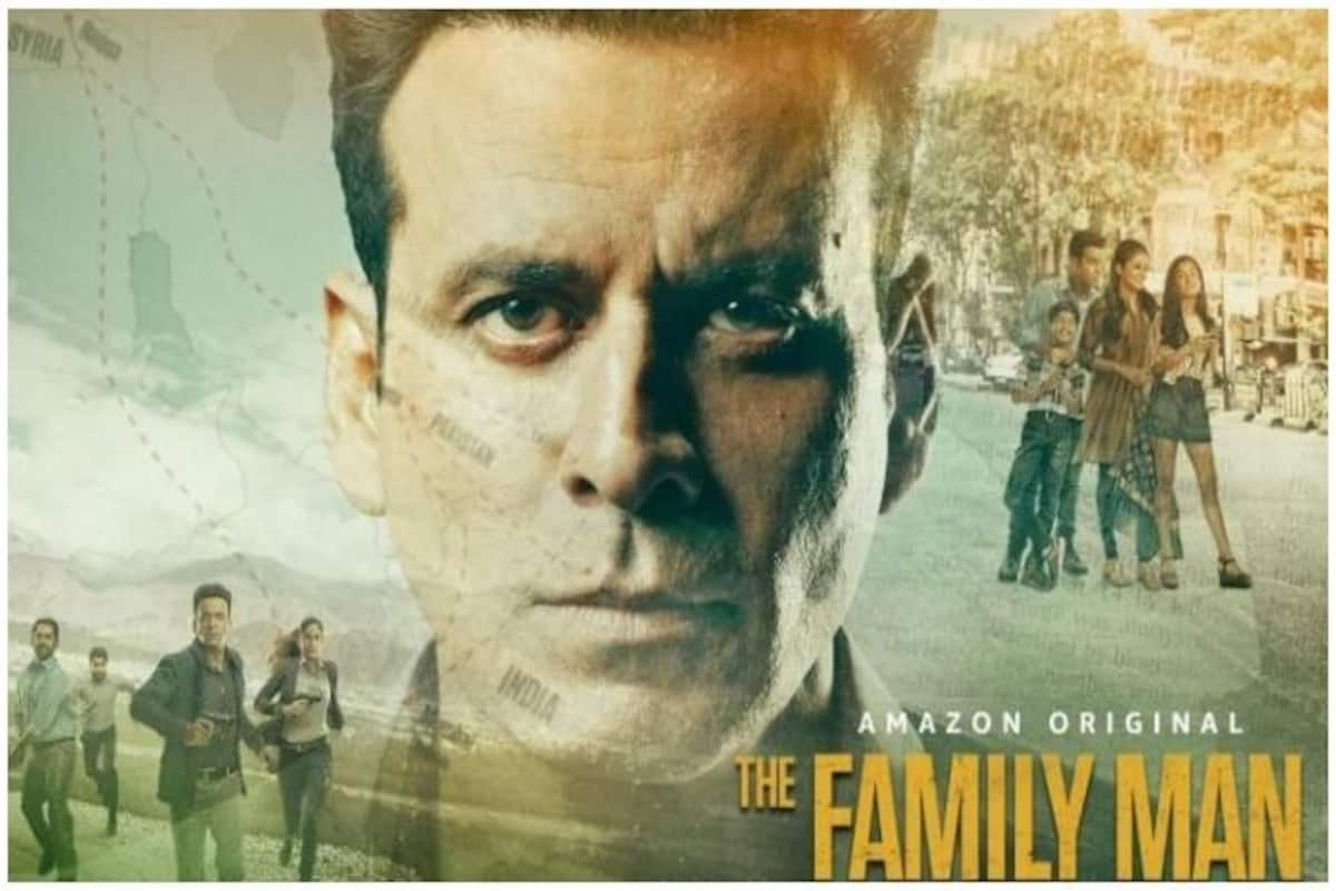 The Family Man (2019) S01 Ep-[01-10] [Hindi + Tamil + Telugu] HD Web Series