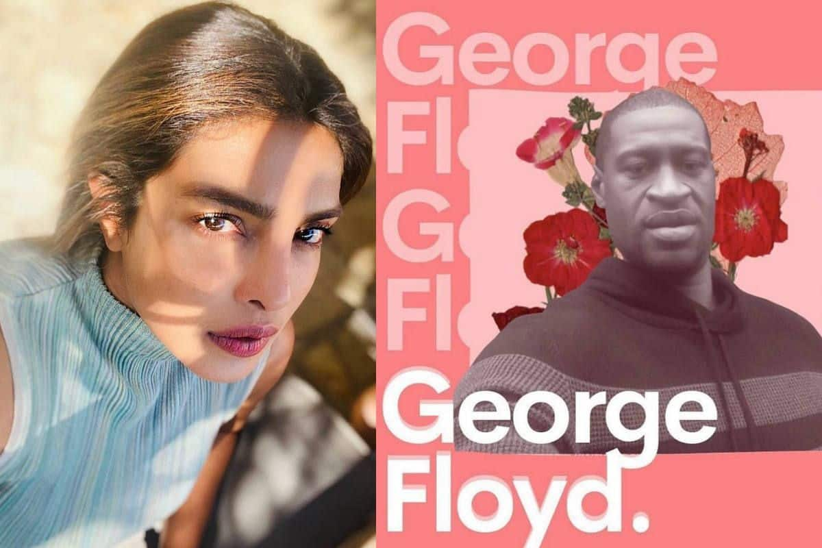 George Floyd's Killing: Priyanka Chopra Writes a Strong Message - 'No One Deserves to Die Because of Skin Colour'