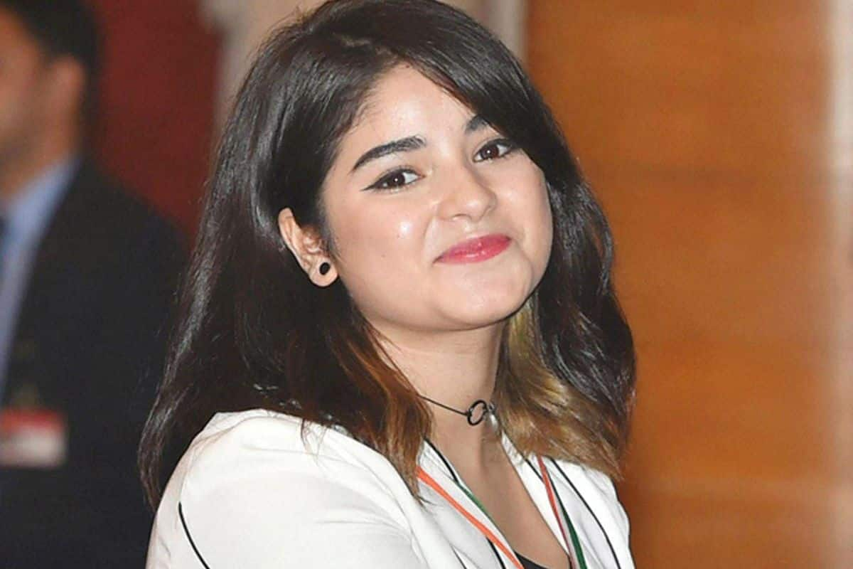 Zaira Wasim Trends on Twitter as She Deletes Twitter-Instagram After Using a Quran Verse to Allegedly Justify Locust Attack