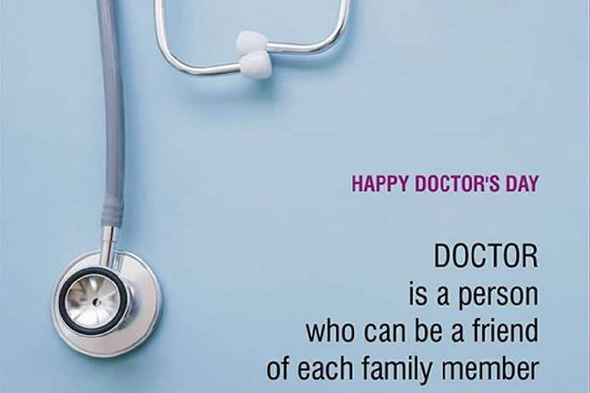 Happy Doctors Day Wishes