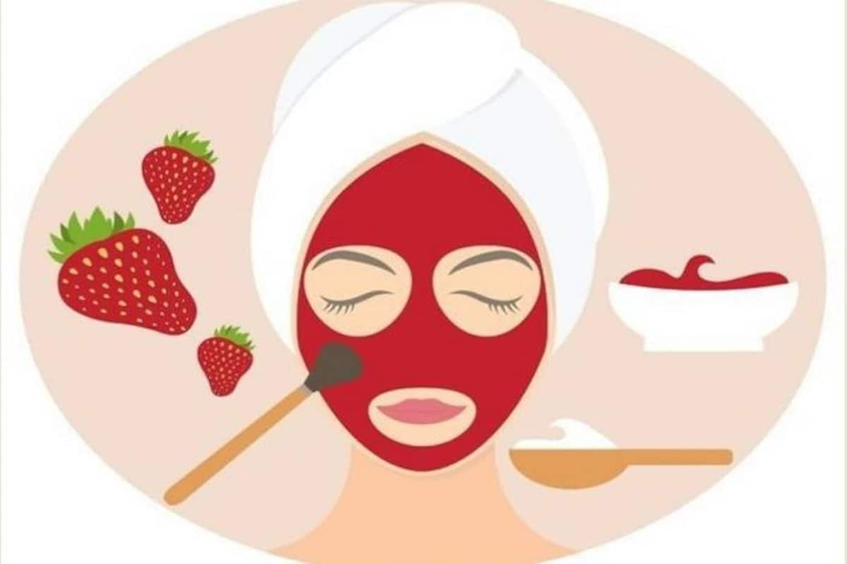 Benefits Of Strawberry For Skin How To Make A Diy Strawberry Face Pack For A Glowing Skin