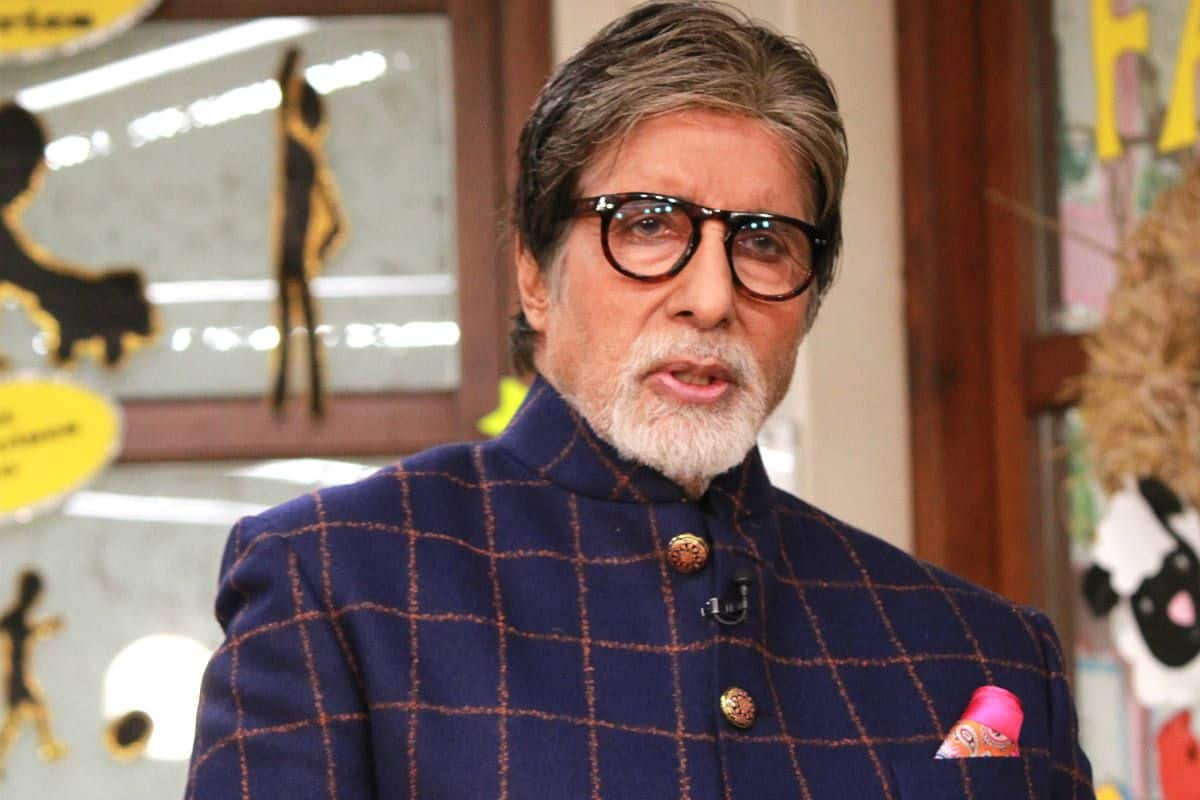 Amitabh Bachchan says people nowadays advise him to keep his 'mouth shut'