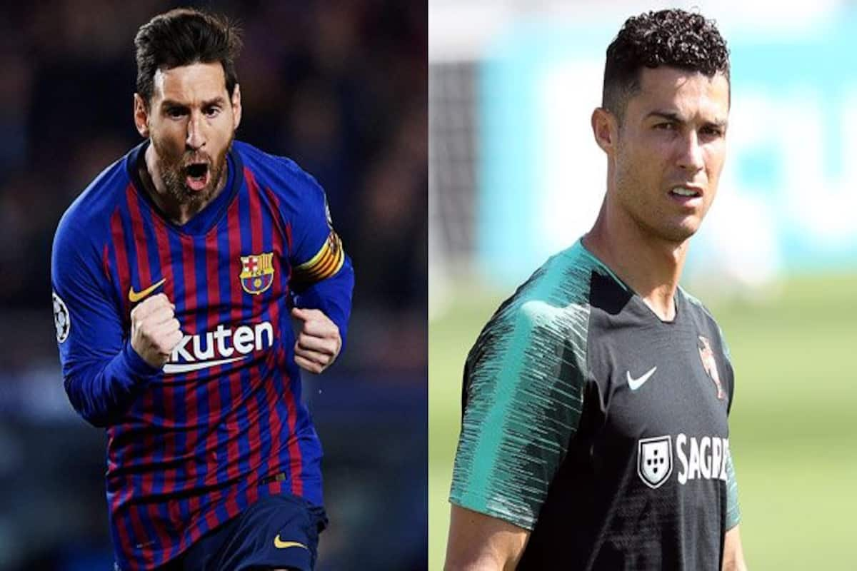 Lionel Messi Or Cristiano Ronaldo Former Man United Star Paul Scholes Answers Juventus Barcelona Football News