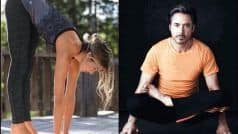 International Yoga Day: From Jennifer Aniston to Robert Downey Jr, HERE Are 10 Hollywood Celebrities Who Practice Yoga