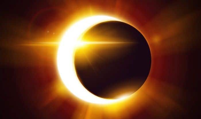 Solar Eclipse 2020  IMAGES, GIF, ANIMATED GIF, WALLPAPER, STICKER FOR WHATSAPP & FACEBOOK