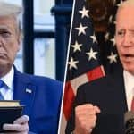 US Presidential Debate 2020 Live Streaming: When And Where to Watch Donald Trump-Joe Biden Final Round of Faceoff | Check Details