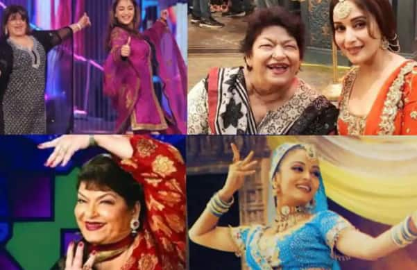 Saroj Khan Passes Away at 71: Here's a List of Her Best-Choreographed Songs