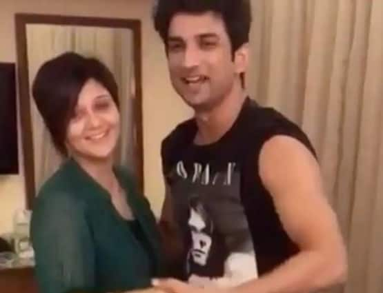 Sushant Singh Rajput's Dil Bechara co-star Swastika Mukherjee Shares Unseen Dancing Video With Late Actor | WATCH