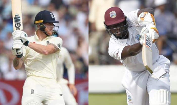1st Test: England vs West Indies, Day 2