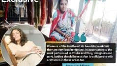 National Handloom Day 2020: Designer Anavila on Condition of Indian Weavers And Need of Govt Intervention   Interview