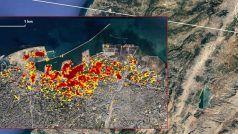 Beirut Blast Impact: NASA Satellite Captures Damage Caused After Beirut Blast From Space