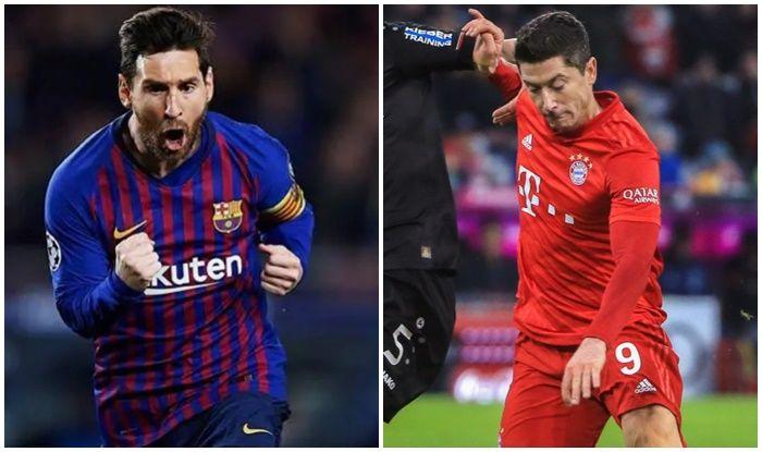 Champions League: Robert Lewandowski Will Beat Lionel ...