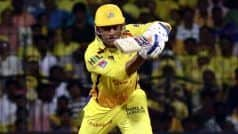 MS Dhoni Gets Slammed For Not Coming up The Order And Negative Mindset During RR vs CSK Dream11 IPL Match in Sharjah