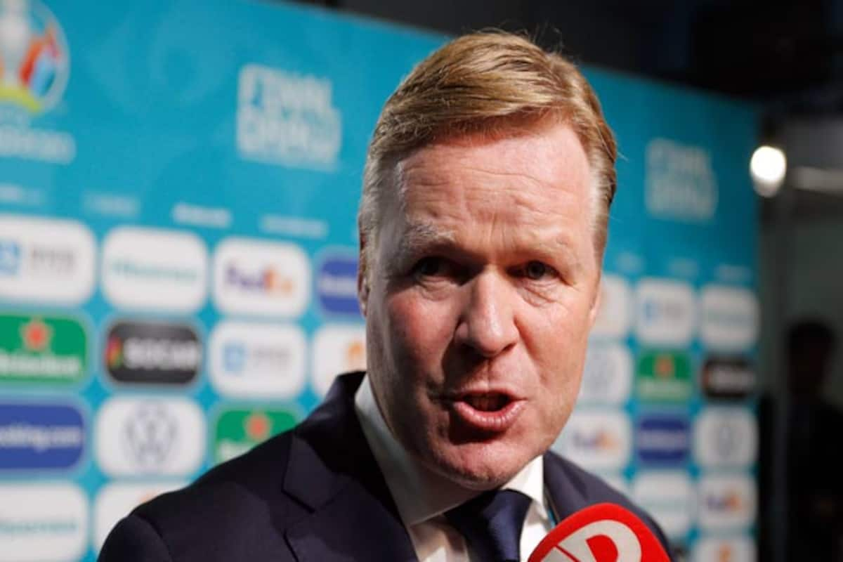 Ronald Koeman Agrees To Become Next Fc Barcelona Manager After Quique Setien Sacked Report Football News Fc Barcelona