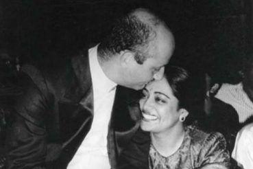 Entertainment News, Bollywood News, Hindi Movies News, Saaransh, Kirron Kher, Instagram, Esha Gupta, Anupam Kher,35th wedding anniversary