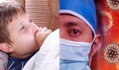 Covid-19 Symptoms In Kids: कोरोना की दूसरी लहर में बच्चे तेजी से हो रहे  संक्रमित, जानें लक्षण, कैसे करें बचाव - Covid second wave in india these  are the coronavirus symptoms in