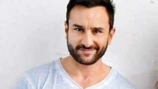 Saif Ali Khan Takes First Jab of COVID-19 Vaccine, Netizens Asks Sarcastically, 'Is He Above 60?'