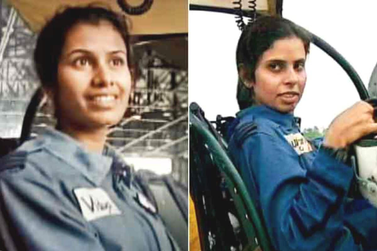 Gunjan Saxena Controversy Iaf Officer Sreevidya Rajan Says Gunjan Told The Makers About Two Female Pilots India Com